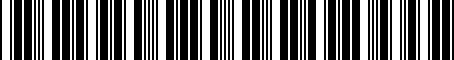 Barcode for 0854500931