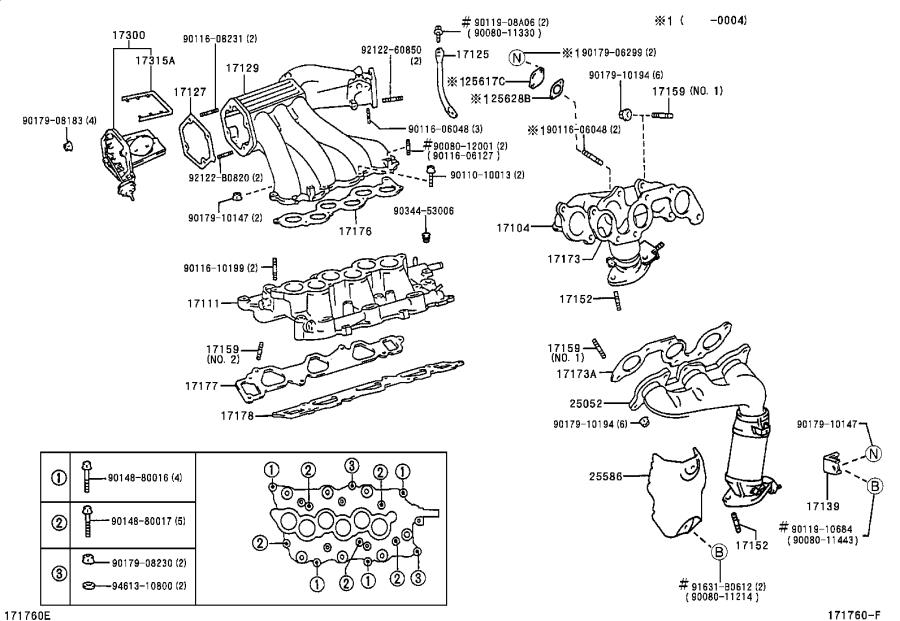 2012 toyota sienna belt diagram