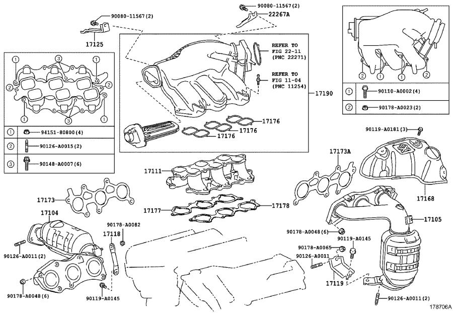 diagram 2005 toyota sienna throttle body